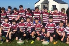 Creggs Under-10's in Sligo