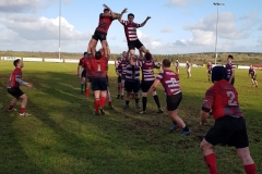 Creggs Dev. spoil Claremorris lineout in League win