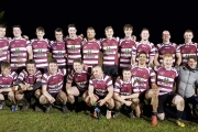 Creggs Senior Firsts