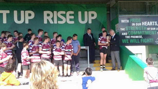 Connacht-President-Adrian-Leddy-presents-james-Brandon-with-the-U16-Cup