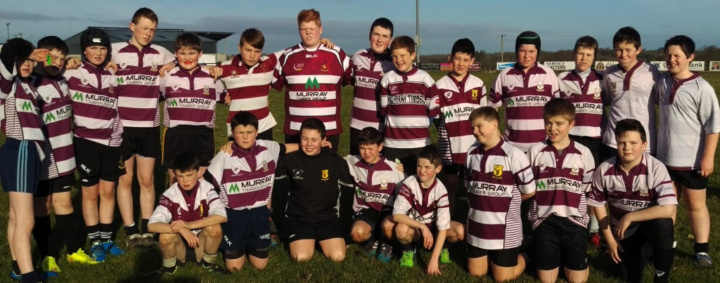 Creggs Rugby Under-13s v Carrick RFC