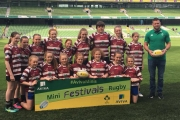 Creggs Girls Youth Rugby