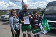The Big Fundraiser Pitch Draw 2017-18